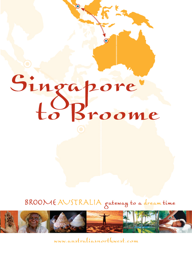 Broome Tourism for Intersect Communications